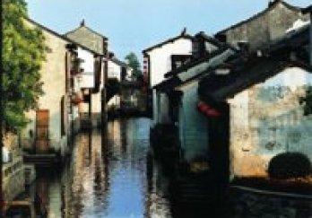周庄古镇图片