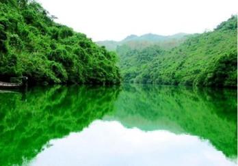 万泉河图片