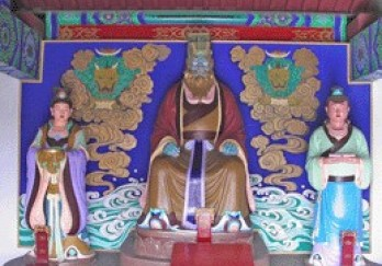 龙王宫与妈祖殿图片
