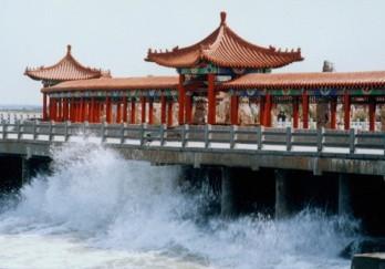 环海长廊图片