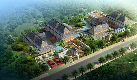 云南旅游产业城