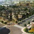 上院 景观园林 上院项目鸟瞰图