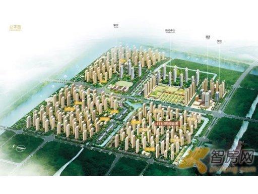 杭州湾世纪城 杭州湾世纪城景观园林图片图片
