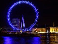 伦敦眼 图片