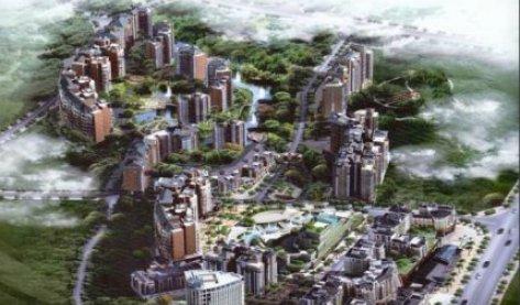 蓝波湾新天卫城
