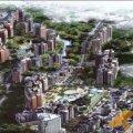 蓝波湾新天卫城 景观园林