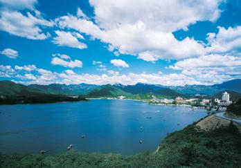 雁栖湖图片