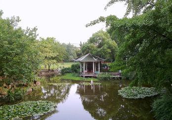 天山公园 图片
