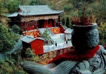 菏泽牡丹区龙王庙图片