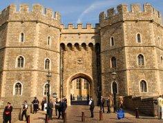 温莎城堡图片