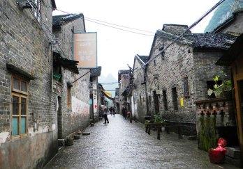 兴坪渔村图片