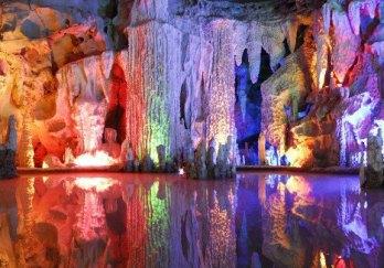 金水岩图片