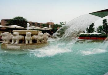 上邦温泉图片