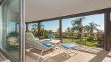 马贝拉现代风格高尔夫球场一线高档公寓 Los Arqueros