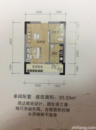 单间房屋明线电路图