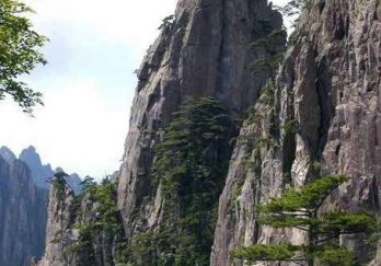 松林峰图片