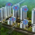 联合福邸七号院 建筑规划 鸟瞰图