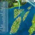 碧桂园森林城市马来西亚 建筑规划 项目配套规划