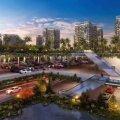 碧桂园森林城市 建筑规划 人车分流