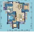 金科东方雅郡QQ截图20160407184700 一居  户型图