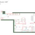 马来西亚吉隆坡伊顿公寓伊顿户型B4 一居 77㎡ 户型图