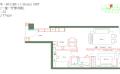 马来西亚吉隆坡伊顿公寓伊顿户型B4  77㎡ 户型图