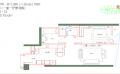 马来西亚吉隆坡伊顿公寓伊顿户型B7  81㎡ 户型图