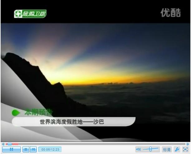 智房网姚炫做客旅游卫视《最美旅游地产》之沙巴