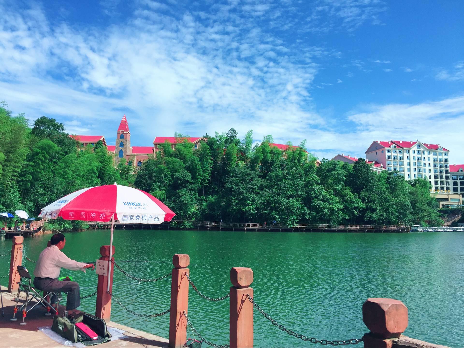 国际养生避暑房--天岛湖