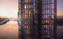 墨尔本CBD豪华全水景公寓Collins Wharf一号