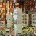 金龙城财富广场 建筑规划
