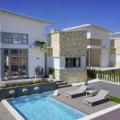 阿利坎特3居独栋别墅 建筑规划