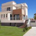 西班牙阿利坎特高档别墅 建筑规划