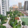 尚水华庭 建筑规划 小区中央规划