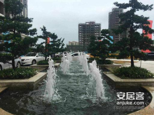 发区 春江叠翠建筑规划图片