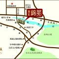 保运锦苑 建筑规划 地图