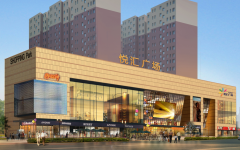 悦汇小商品生活购物广场