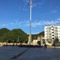 杉王明珠 景观园林 小区娱乐广场