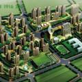 东莞德洲城 建筑规划 一期规划图