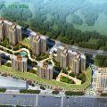 东莞德洲城 建筑规划 局部规划图
