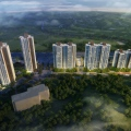时代长岛 建筑规划