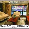 香颂时光 样板间 客厅