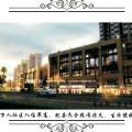 香颂时光 建筑规划 风情商业街