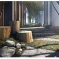 The W Residence丽阳豪庭 景观园林