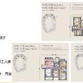 马来西亚吉隆坡满家乐马来西亚满家乐 三房带工人套房 三居 108-145m2 户 三居  户型图