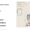 马来西亚吉隆坡满家乐马来西亚满家乐 三房双钥匙带工人套房 三居 198m2 户型 三居  户型图