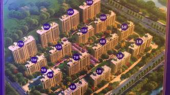 即日起,特推出10套房源,总价直减3万,首付2成,单价9000起。