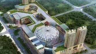 北京周边,唐山未来城商业