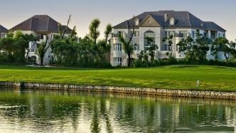 涿州唯一现房别墅 紧邻高尔夫球场 养老型社区