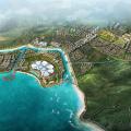 大连御龙海湾 景观园林 整体项目规划